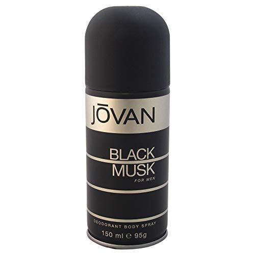 Jovan Musk for men Deo Body Spray, 1er Pack (1 x 0.15 ()