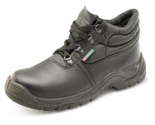 Click, chaussures de sécurité pour homme noir