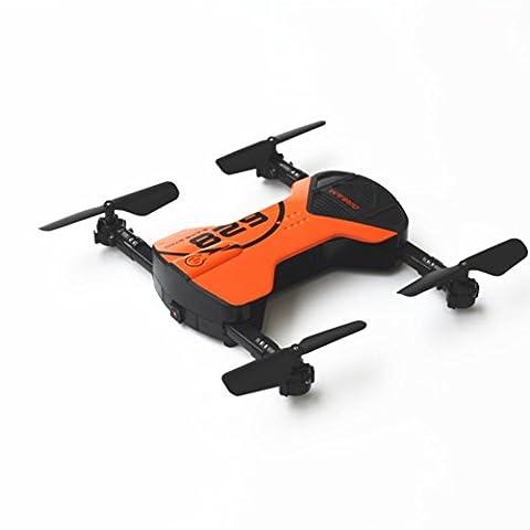 Ularma 2. 4 G 4CH Altitude Maintenez HD Appareil photo WIFI FPV RC Quadcopter Drone Selfie Pliable