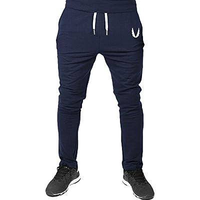 Cebbay Liquidación Pantalones de chándal para Hombres Pantalones Casuales Cremallera para Mantener el Calor en otoño e Invierno Pantalones Casuales Viento Urbano