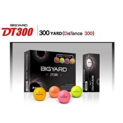 nexen-big-yard-dt-300-colored-432-dimple-design-golf-balls-1-dozen-by-big-yard