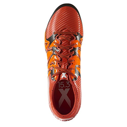 adidas X15.3 SG Herren Fußballschuhe Rot (Bold Orange/Ftwr White/Solar Orange)