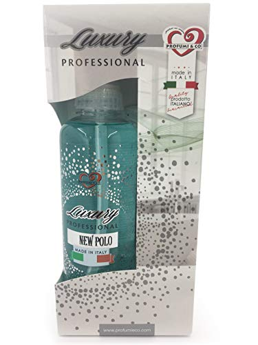 Profumi & Co-Profumo Ambiente Spray Luxury Professional-L'unico ispirato ai profumi personali più famosi-Profumo Auto, Casa, Lavoro-Elimina Cattivi Odori-300 millilitri Made in Italy-NPolo