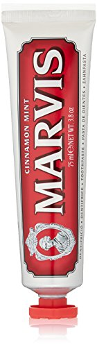 Marvis Zahncreme Cinnamon Mint, 1er Pack (1 x 75 ()