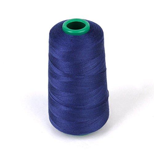 PIXNOR Nähmaschine thread Nähgarne für Nähmaschine Spule von Jeans 20S:2 (dunkelblau) (Jean Thread)