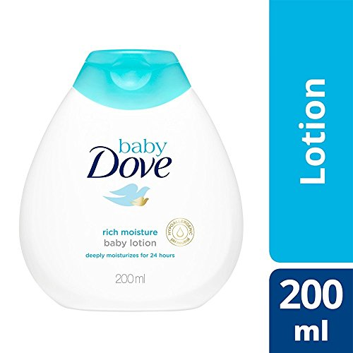 Baby Dove Baby Lotion Rich Moisture (200ml)