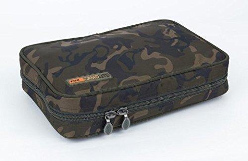 Fox Buzz Bar Bag - Camolite Tasche, Angeltasche für Buzzer Bars, Karpfentasche für Swinger, Tackletasche (Fur Fox Bag)