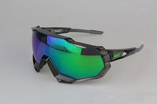 YL LY 100% Gafas Ciclismo Polarizadas 100% Gafas Sol