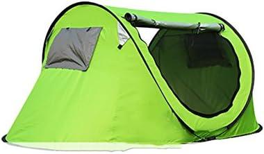 Miao Outdoor 2 persone ultra-leggero automatico tende tende tende da campeggio, verde B0748H2SX2 Parent | nuovo venuto  | Un'apparenza Elegante  393bce