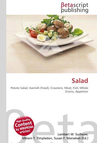 Salad: Potato Salad, Garnish (Food), Croutons, Meat, Fish, Whole Grains, Appetizer