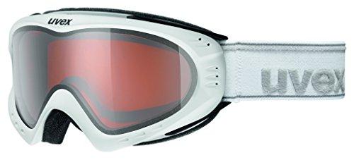 UVEX Skibrille F 2 pola White Mat One Size