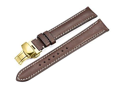 istrap-piel-reloj-correa-19-mm-hecho-a-mano-pulsera-correa-repuesto-golden-mariposa-cierre-hebilla-m