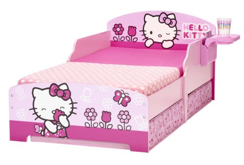 Hello Kitty Toddler Bed Instructions