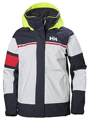 Helly Hansen Damen W Salt Light Jacket Trainingsjacke, Blau (Azul Navy 597), Medium