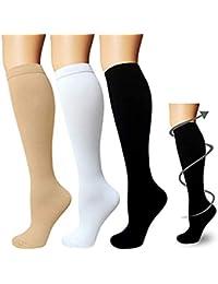 Amazon.es: calcetines compresion hombre: Ropa