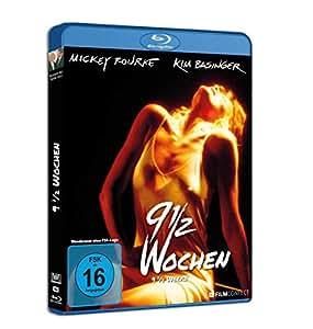 9 1/2 Wochen - Uncut [Blu-ray]