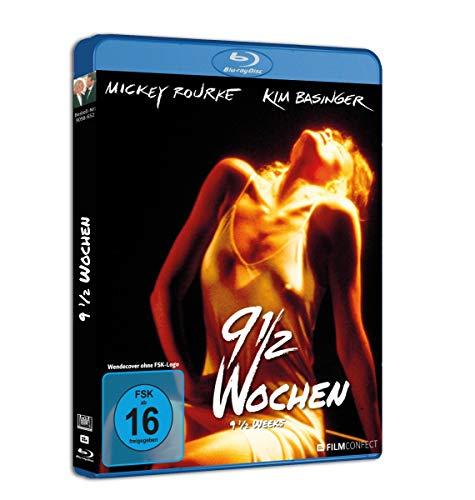 9 1/2 Wochen - Uncut [Blu-ray] 9 1/2