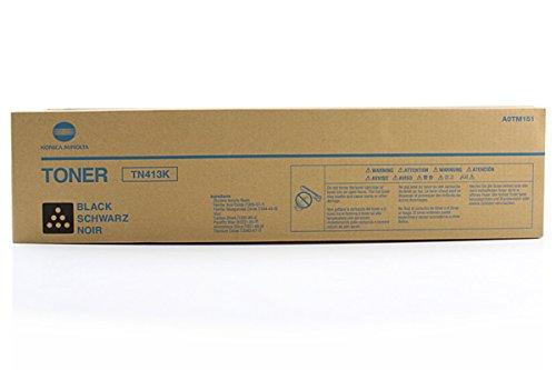 Preisvergleich Produktbild Konica Minolta Bizhub C 452 (TN-413 K / A0TM151) - original - Toner schwarz - 45.000 Seiten
