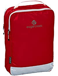 Eagle Creek Pack-it SpecterClean Dirty Cube Medium Organizador para Maletas, 35 cm, 14 litros, Volcano Red