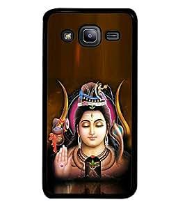 FUSON Designer Back Case Cover for Samsung Galaxy J2 J200G (2015) :: Samsung Galaxy J2 Duos (2015) :: Samsung Galaxy J2 J200F J200Y J200H J200Gu (Dhanalakshmi Vaibhavlakshmi Shubhdeepavali Happy Diwali Laxmi Laksmi Kamala)