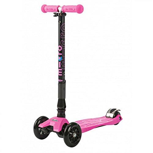 Maxi Micro Kickboard mit T-Lenker Pink