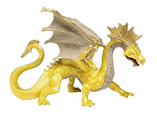 (Safari s10118Drachen Golden Miniatur)