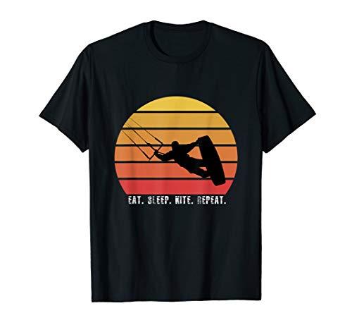 Surf Windsurfing Kitesurfing Big Wave Kiter T-Shirt