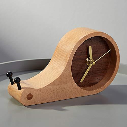 ZHQHYQHHX Reloj de Mesa Regalos de la decoración del hogar de ...