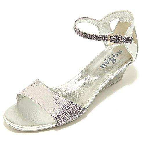 7050F sandalo lilla argento viola HOGAN ZEPPA H 230 FASCIA Multicolor