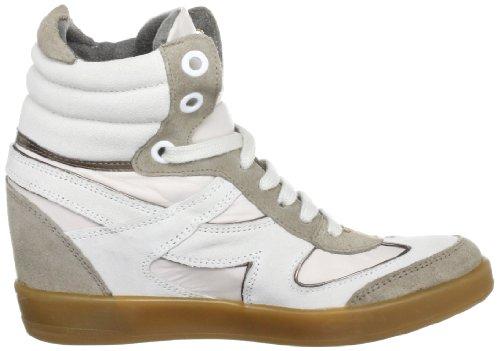 Bronx  43730p-f51,  Damen Sneaker Multi White
