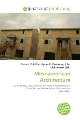 Mesoamerican Architecture