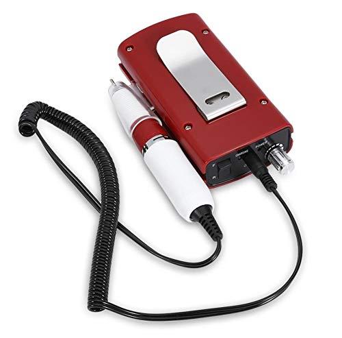 Wiederaufladbare 30000 U/min Nagelbohrer Maschine tragbare Nagelfeile Gerät für Manikürepediküre Maschine Lack Nagellack Drillbit Schleifband 3 Farben
