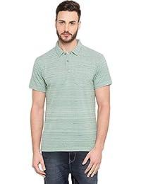 Globus Short Sleeve Polo Neck T-Shirt
