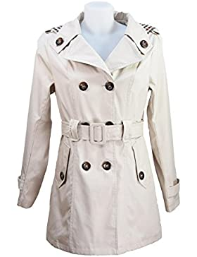 Miss Rosso: Trench, Impermeabi