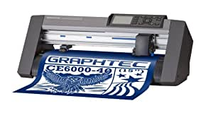 GRAPHTEC CE6000-40 Vinyl Cutter (aka: CraftROBO PRO)