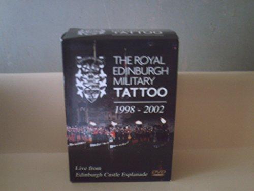 Edinburgh Military Tattoo 1998 - 2002 (Five DVD Box Set) [Edizione: Regno Unito]