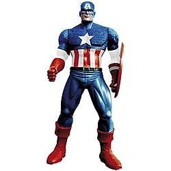 Avengers Marvel Gel de Ducha 3D Capitán América - 200 ml
