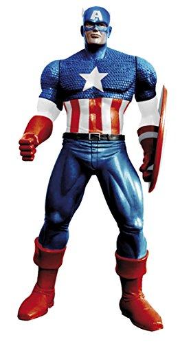 Avengers - Marvel Duschgel 3D-Captain America, 1er Pack (1 x 200 ml)