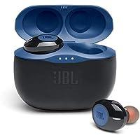 JBL Tune 125 TWS In-Ear Bluetooth-Kopfhörer in Blau – Kabellose Ohrhörer mit integriertem Mikrofon – Musik Streaming bis…