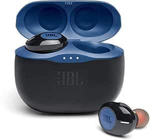 Jbl Tune 125 Tws In Ear Bluetooth Kopfhörer In Blau Elektronik