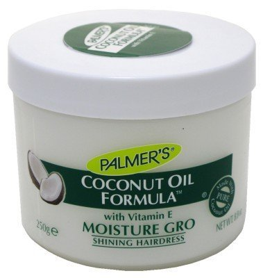 Palmers Coconut Oil Moisture Gro Hairdress with Vitamin E 260 ml (Case of 6)