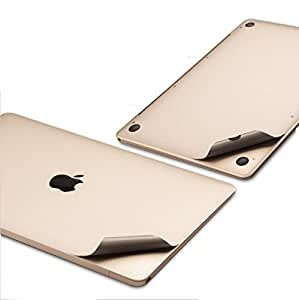 CABLESETC™ Gold MacGuard Full Body Skin Protector Apple MacBook Pro 13.3 Retina A1425 A1502