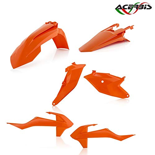 Kit plastiques KTM SX 85 2019 Orange 2 16