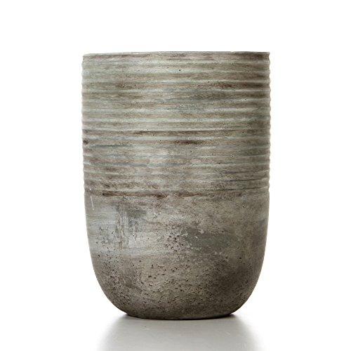 "Hosley de 7,5""cerámica maceta ptoo P1. Ideal para uso diario, boda, eventos, aromaterapia, Spa, Reiki, Meditación, cuarto de baño ajuste."
