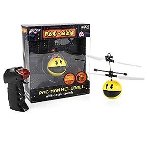 Pac Man PM-1004 Heliball tecnología patentada Hover, Multi