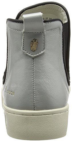 FLY London Damen Mabs832fly High-Top Silber (Silver 003)