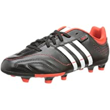 adidas 11Nova Traxion FG - Zapatos de fútbol de cuero niño