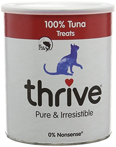 Thrive Katze 100% Thunfisch Snacks MaxiTube
