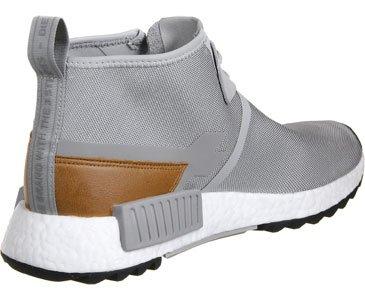 adidas Nmd_c1 Tr, Scarpe da Ginnastica Uomo mgh solid grey-mgh solid grey-core black