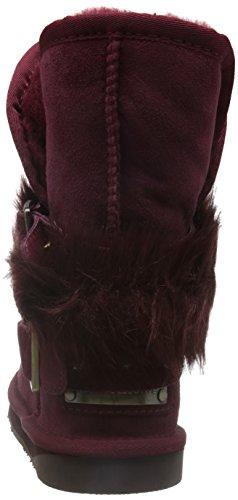 Australia Luxe Collective Damen Hatchet Short Kurzschaft Stiefel Rot (Brick)